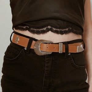 Vintage Western Style Levi's belt